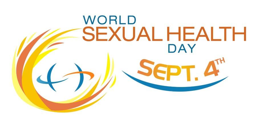 World Sexual Health Day Logo - Sept 4th