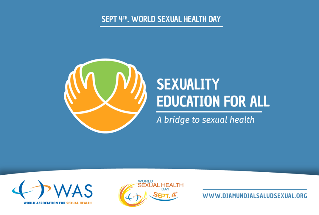 2019 topic and logo for World Sexual Health Day