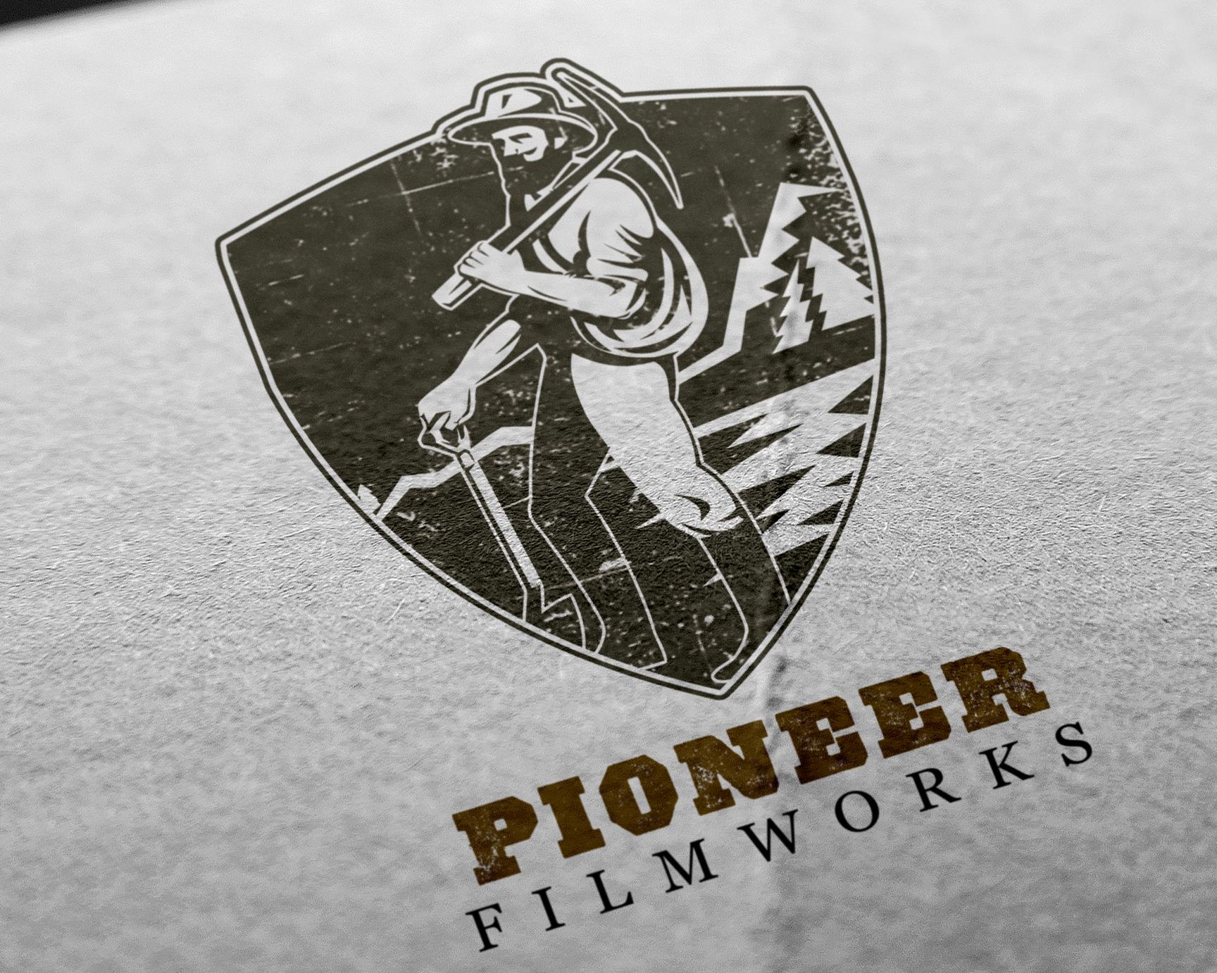 Logo Design: Pioneer Filmworks