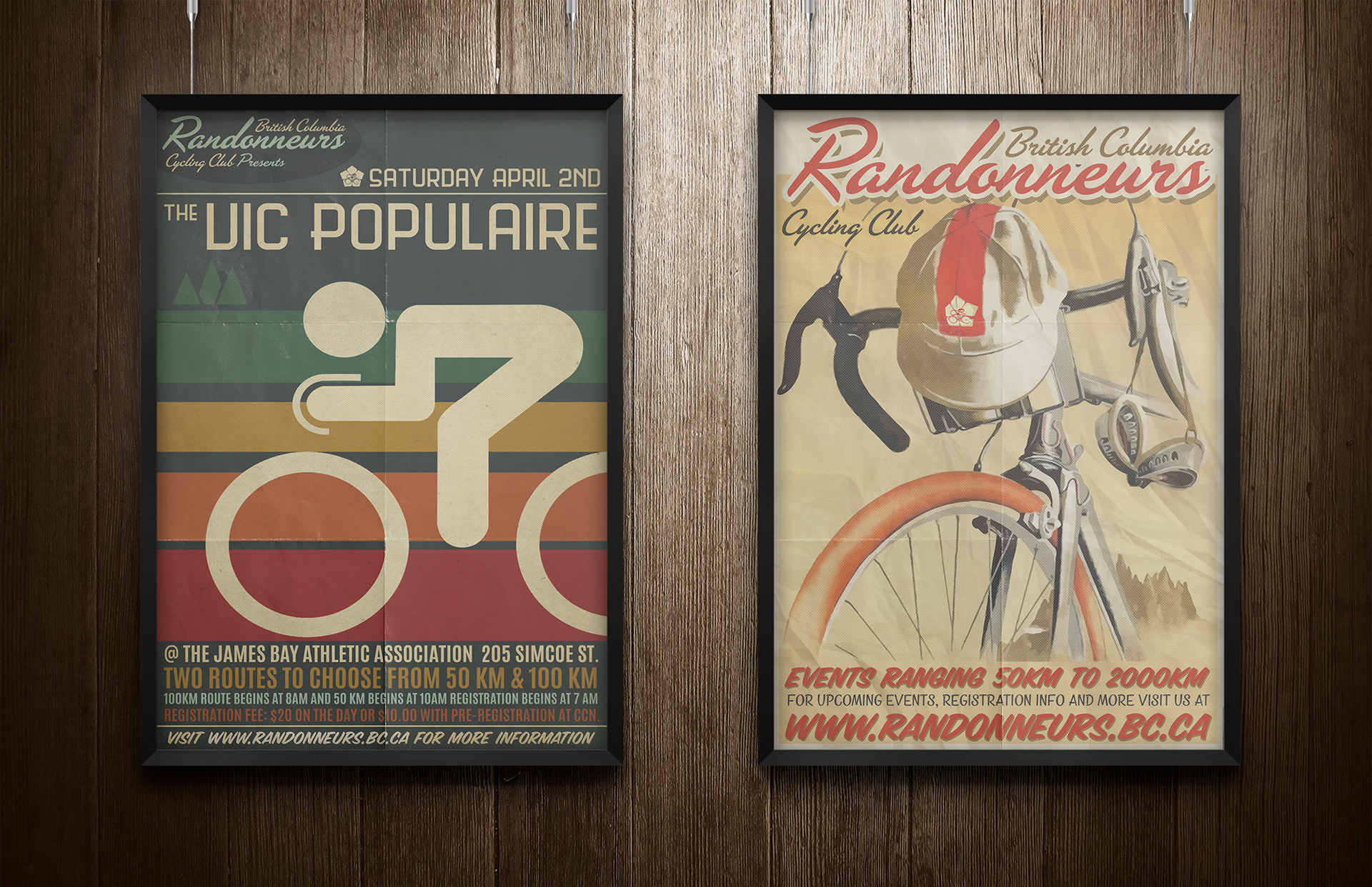 Proster Designs: British Columbia Randonneurs