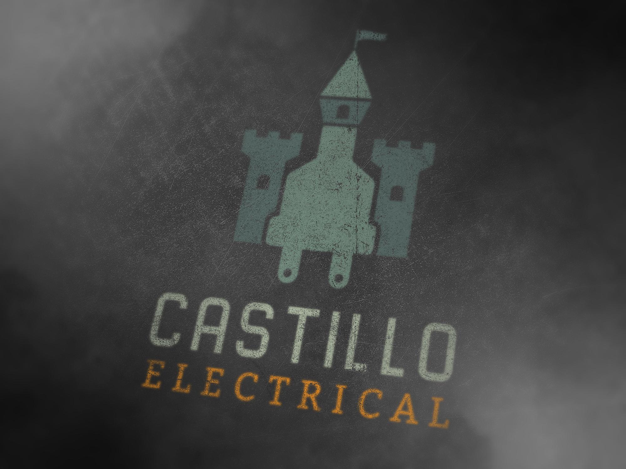 Logo Design: Castillo Electrical