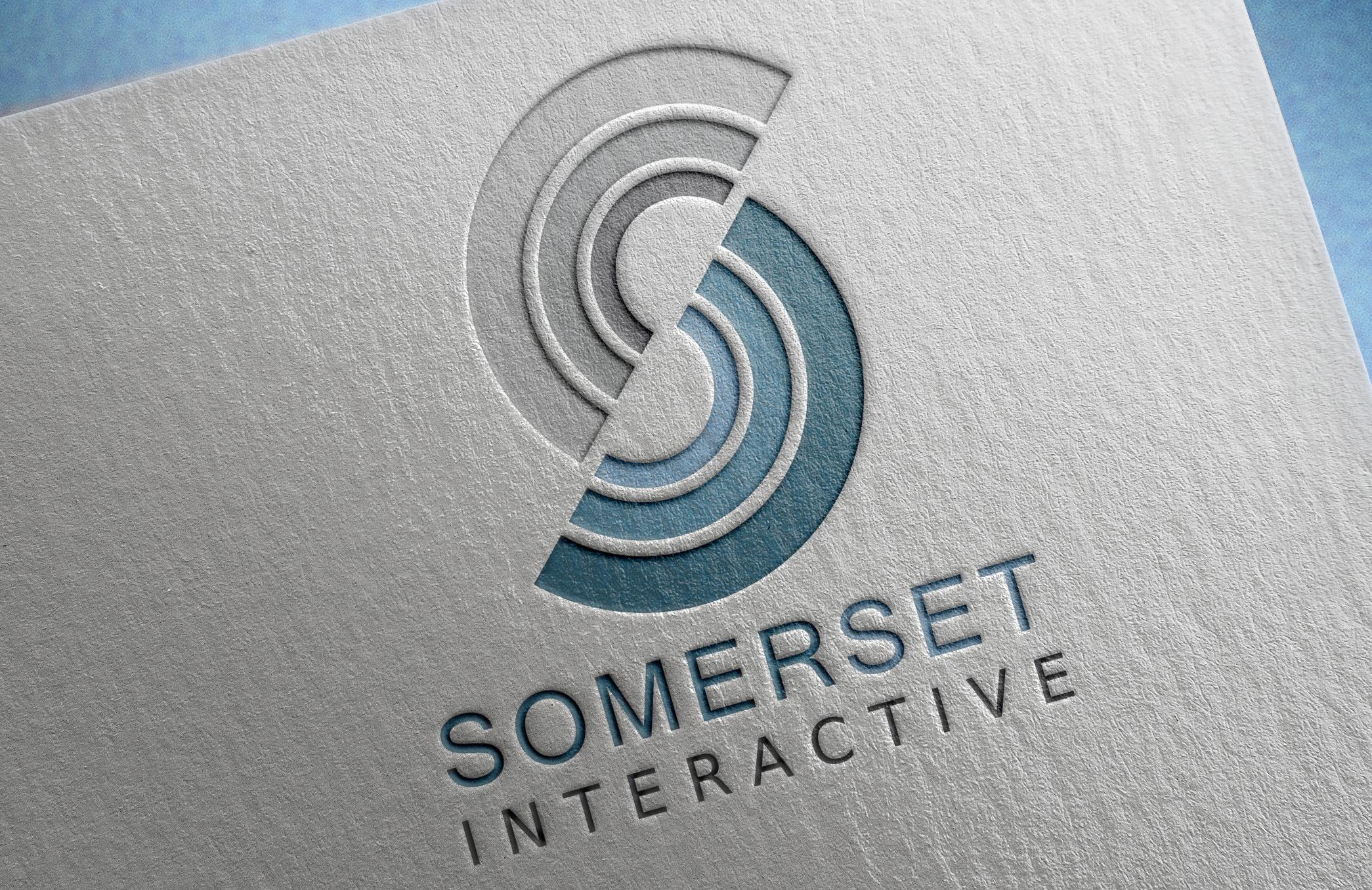 Logo Design: Somerset Interactive