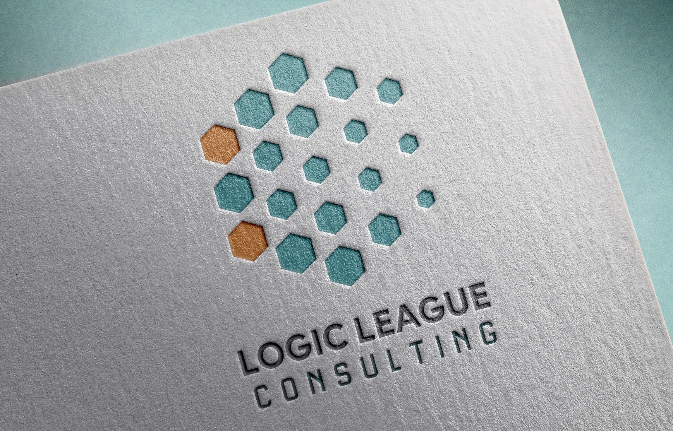 Logo Design & Branding: Logic League Consulting