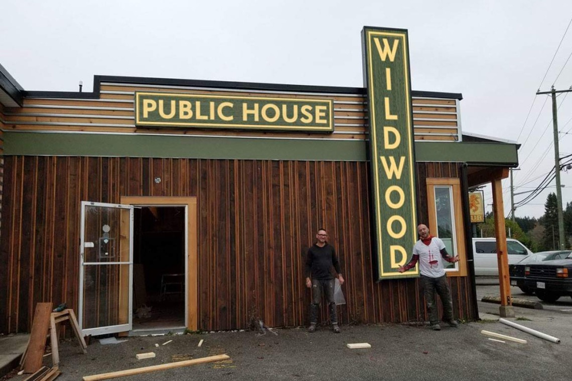 Wildwood Pub Powell River
