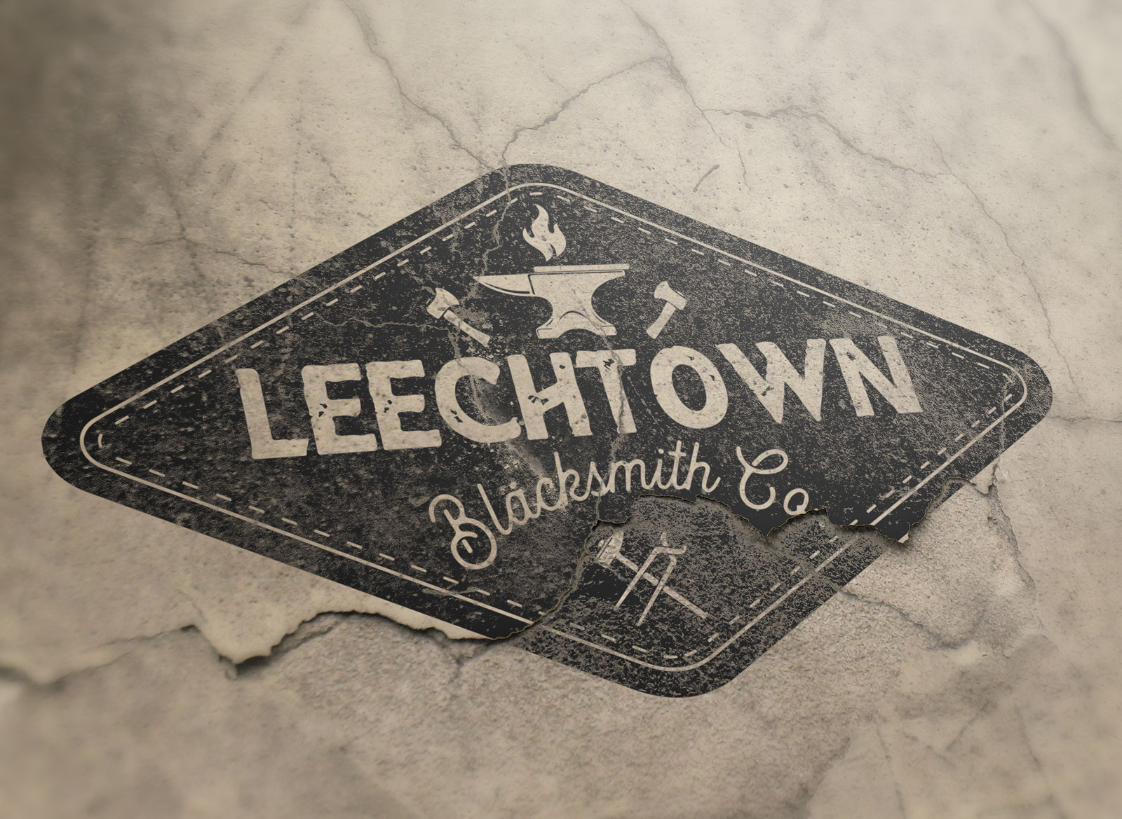 Leechtown Blacksmith Co.