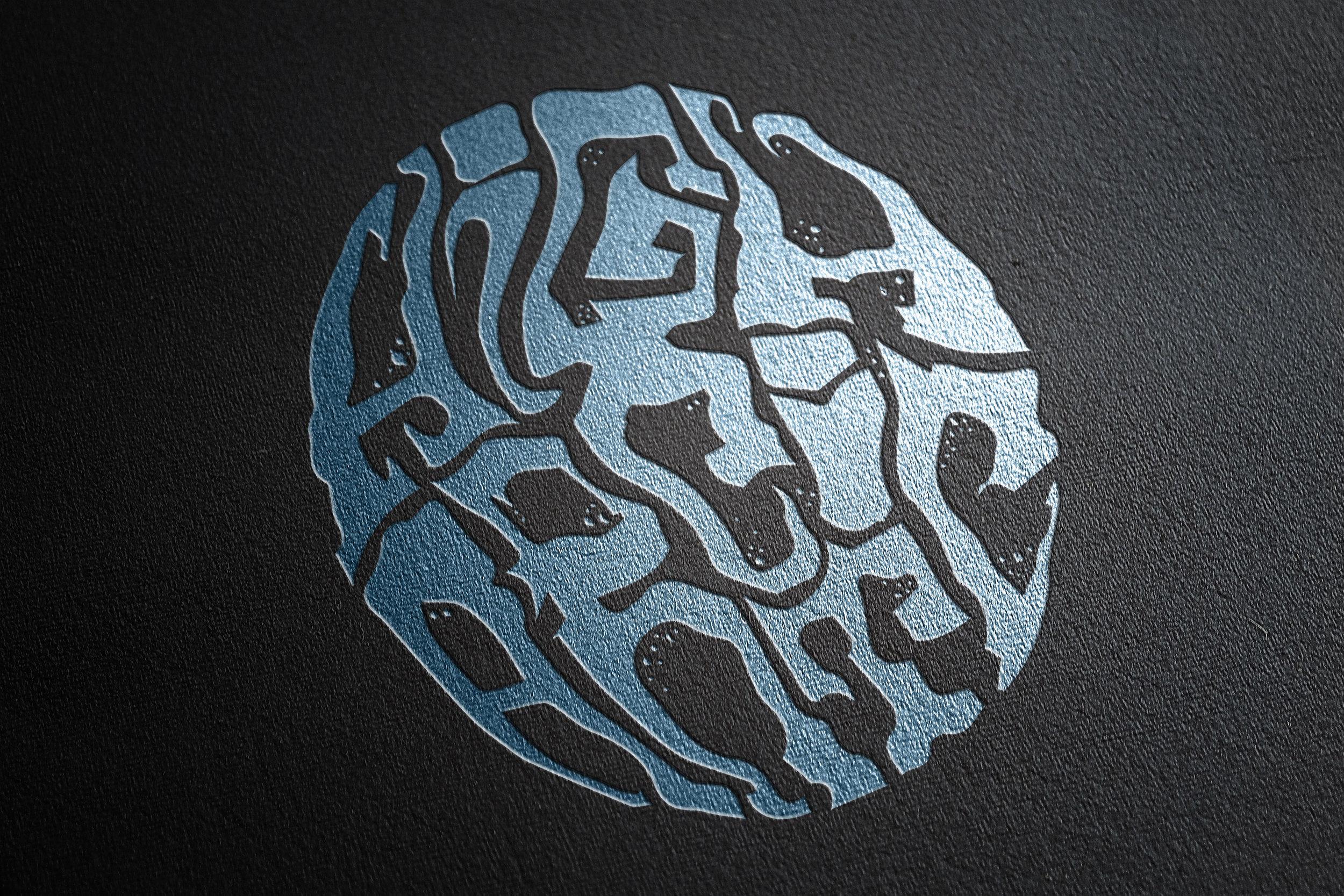 Band Logo Design: High Arctic