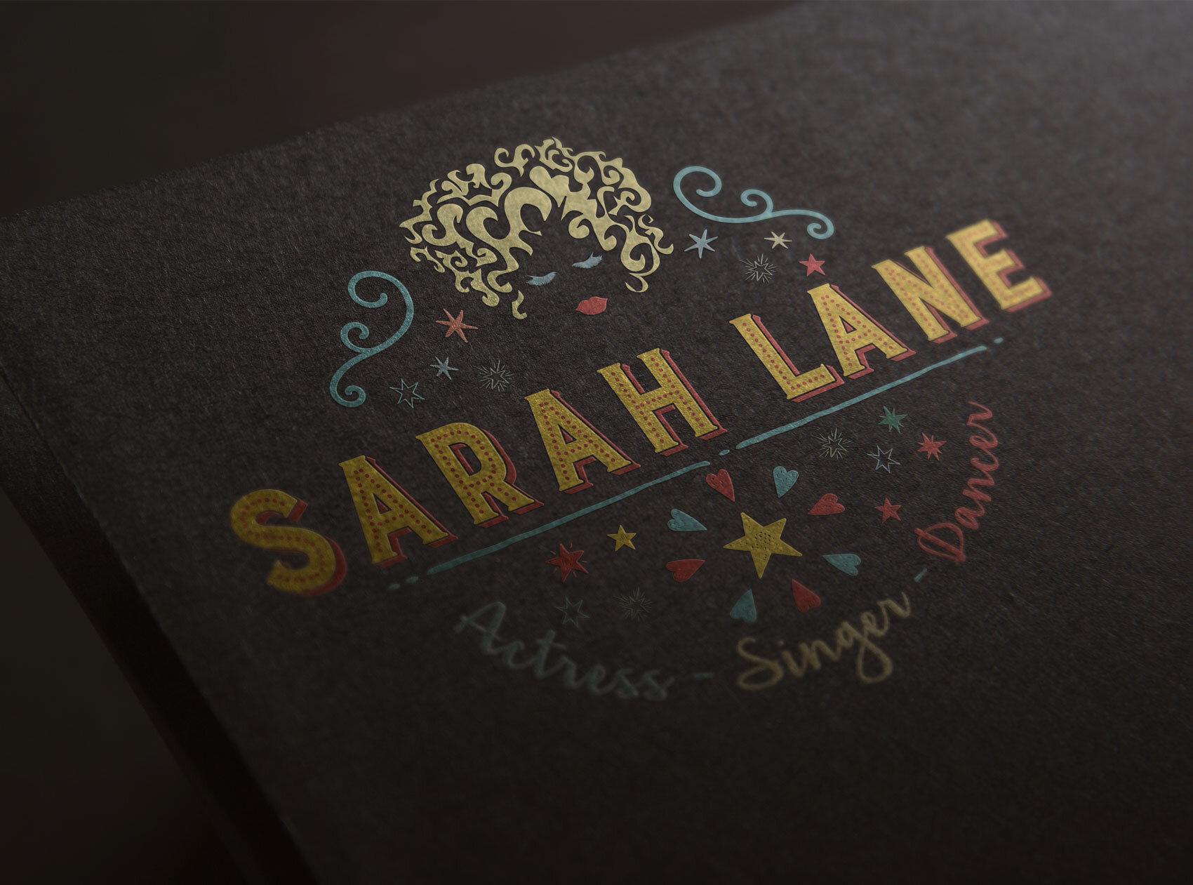 Logo Design: Sarah Lane