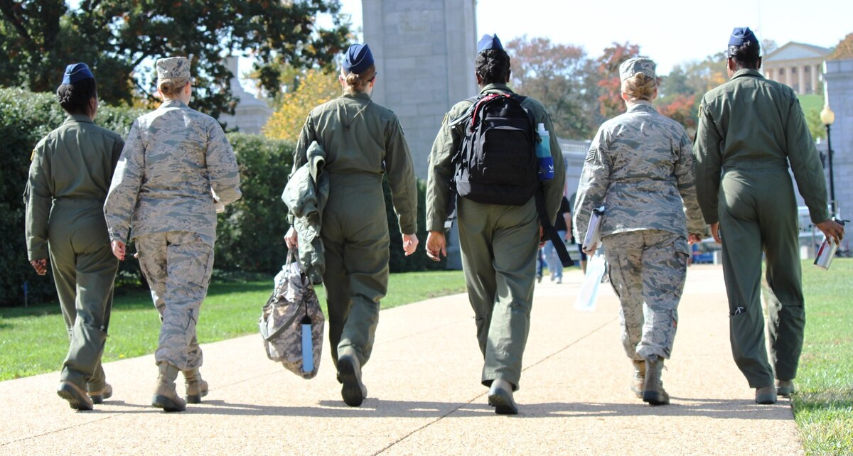 The Women in Military Service to America Memorial, the only national museum honoring military women, celebrated its 15th anniversary on Oct. 20, 2012. (Veterans Affairs)