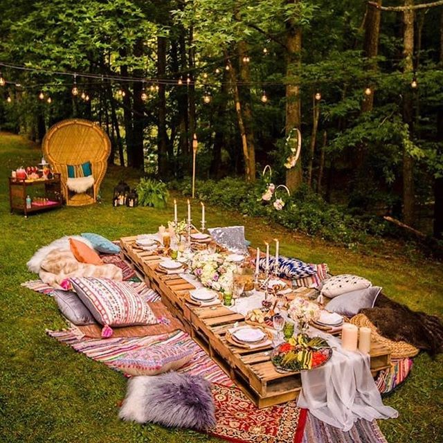 •••DREAMING••• of this. We will be releasing our Divine Feminine Retreat itinerary next week and we are BUZZING after our morning chat where we were developing the workshops, the intentions, + all magical elements that are going to make this the most unforgettable retreat for you. Soul work. Soul food. Retreat link in bio 🌻✨💐💛