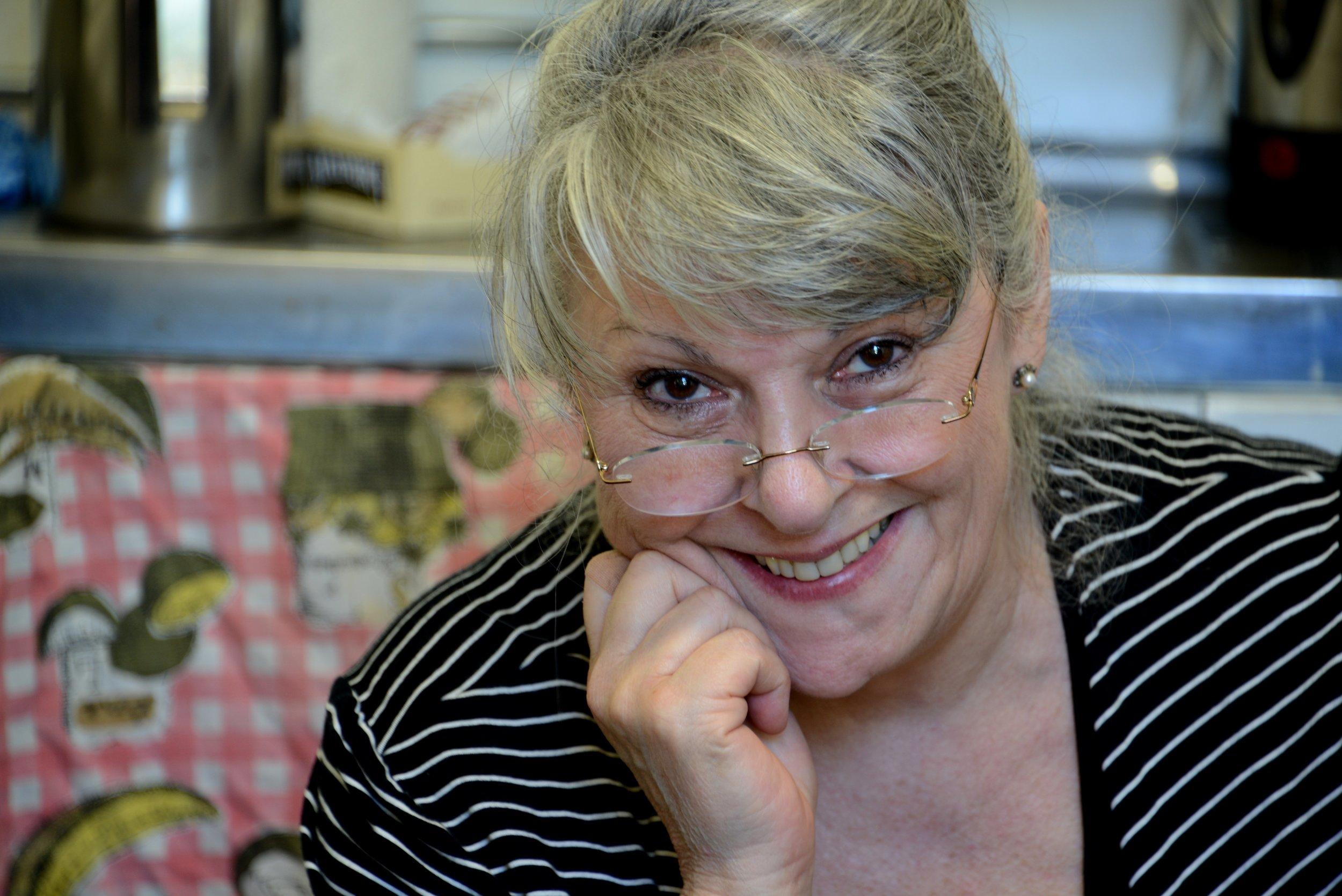 Dr Kay Leiper Hon President