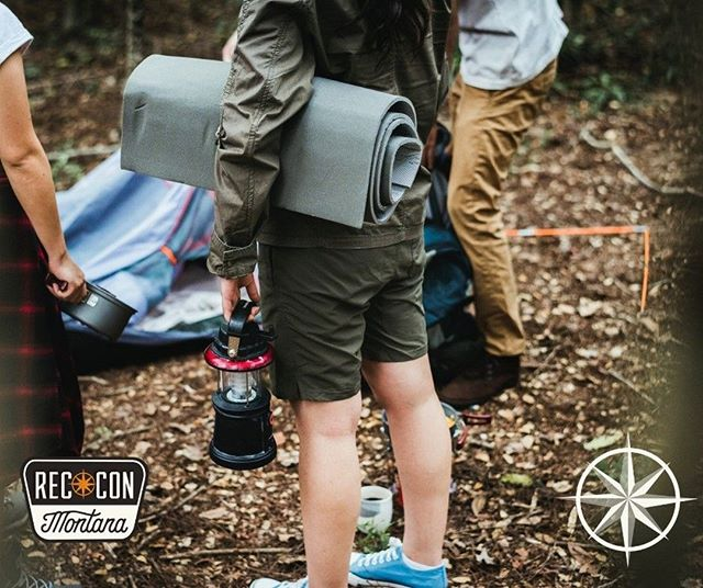 This is the first event of its kind! At RecCon Montana you will find camping experience, outdoor vendors, outdoor activities to enjoy and more! Get your tickets here! (Link in our Bio)