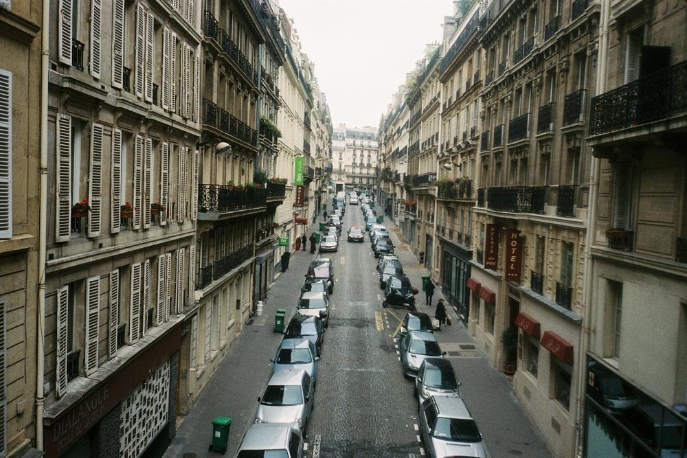 Paris 9th.