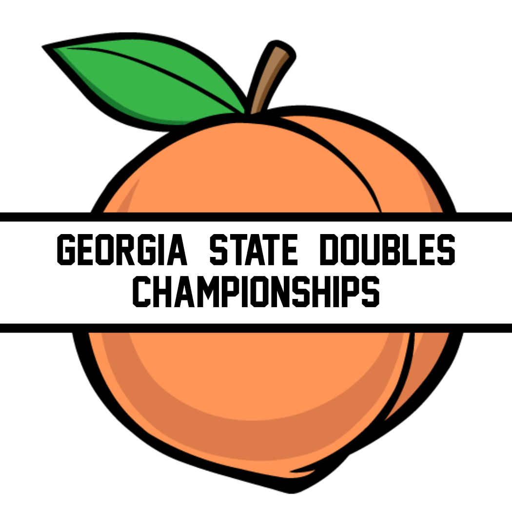 Georgia State Doubles Championships - December 6th - December 8th