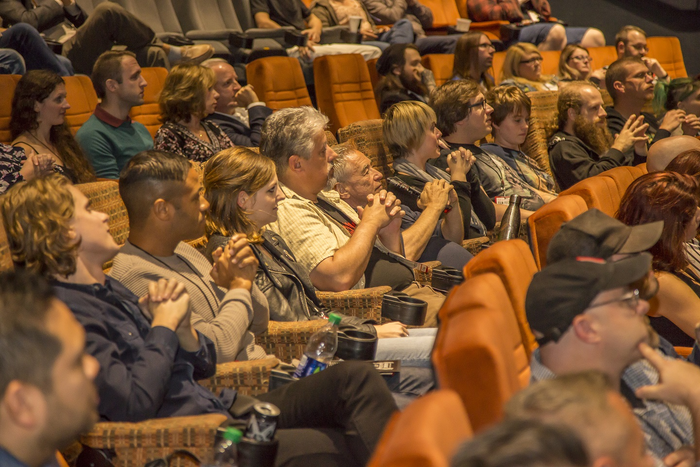 Screenwriters, filmmakers and genre fans travel from around the globe to attend Nightmares Film Festival