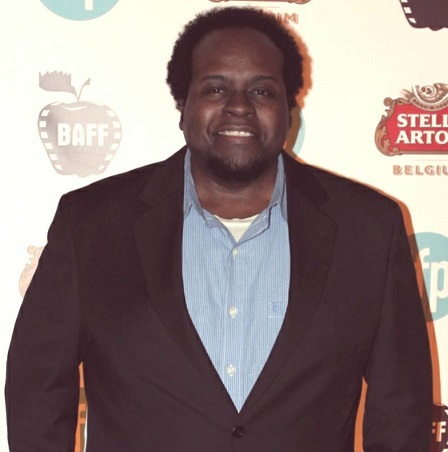 Pictured: Brian W. Smith at the Big Apple Film Festival
