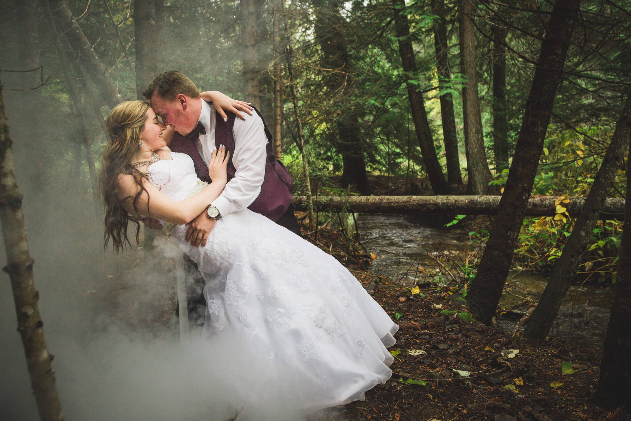 Mitcham's Barn Wedding