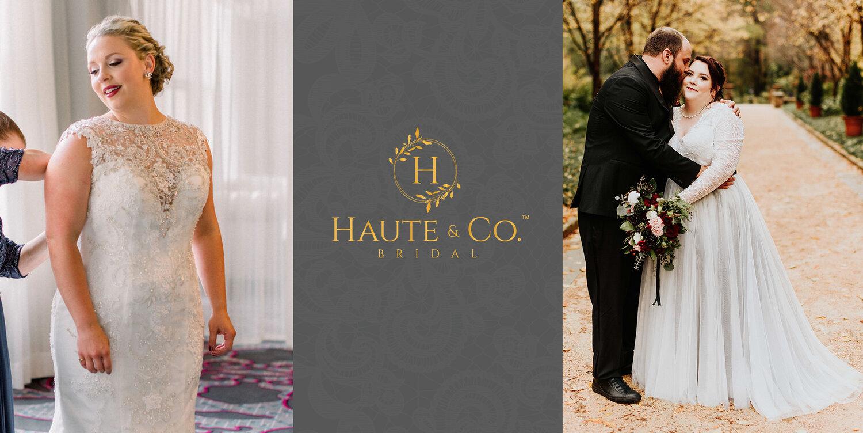 Plus Size Wedding Dresses Chicago Haute & Co.