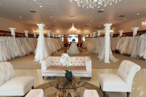 Panache Bridals of Costa Mesa — PANACHE BRIDALS