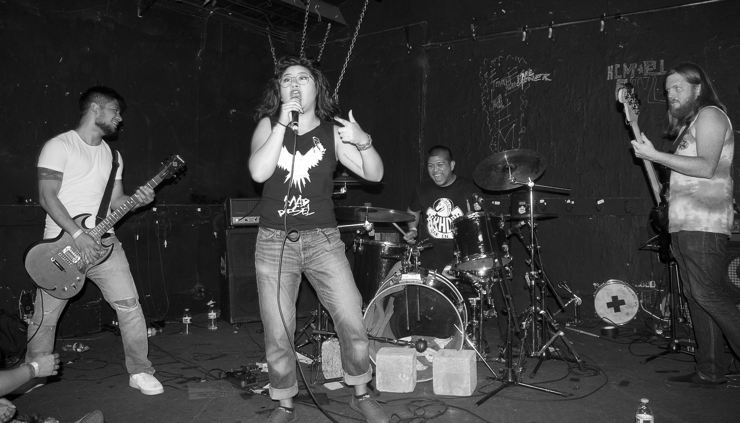 Material Support at 924 Gilman