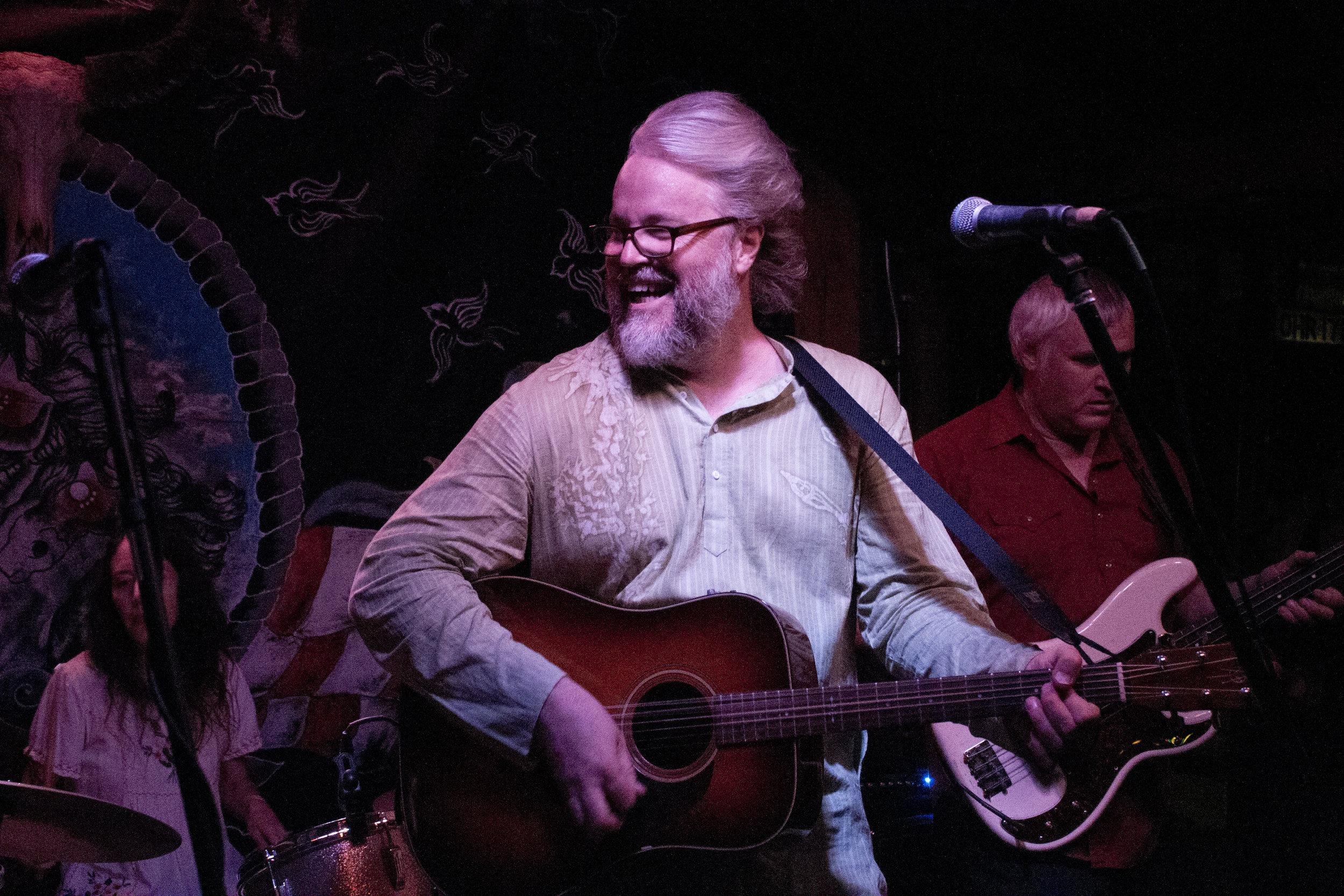 Robert Rex Waller Jr. at Pappy + Harriet's