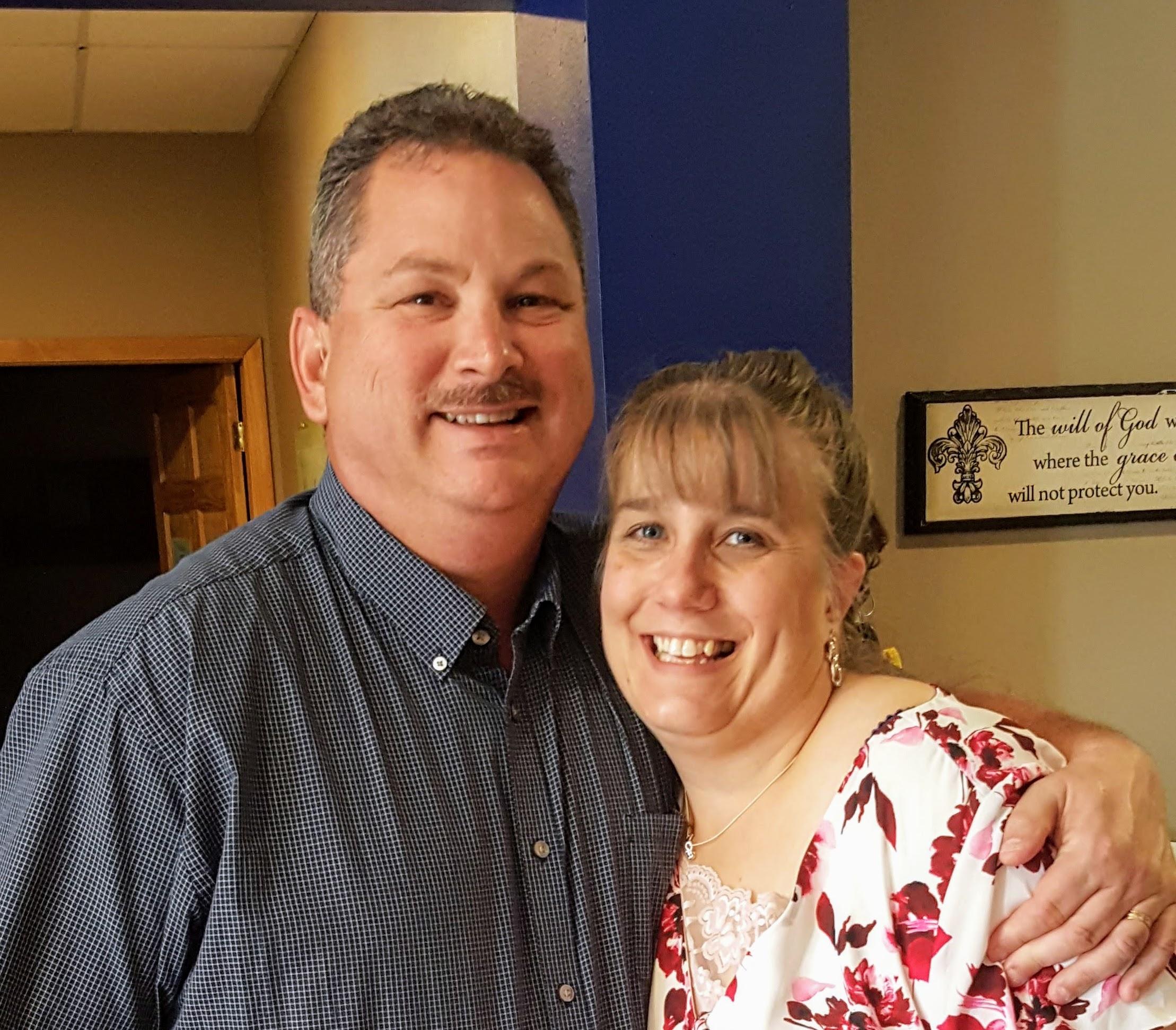 Pastor Jeff and Angela Turner