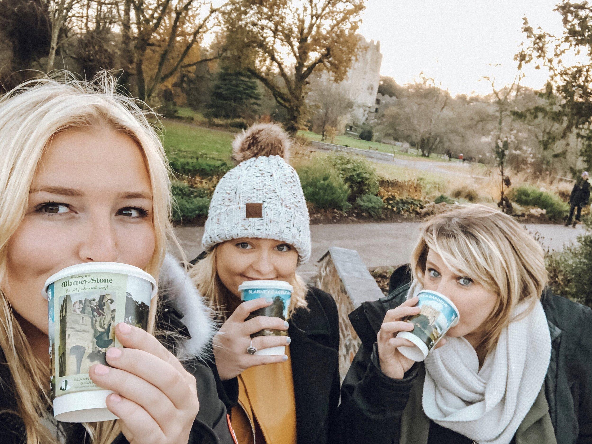 Friends getaway in Dublin