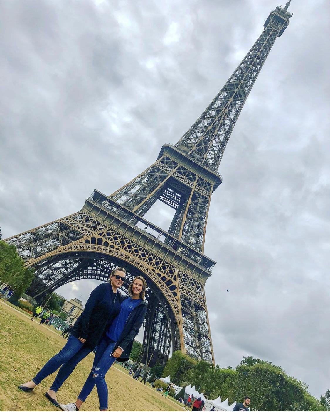 Sisters trip in Paris