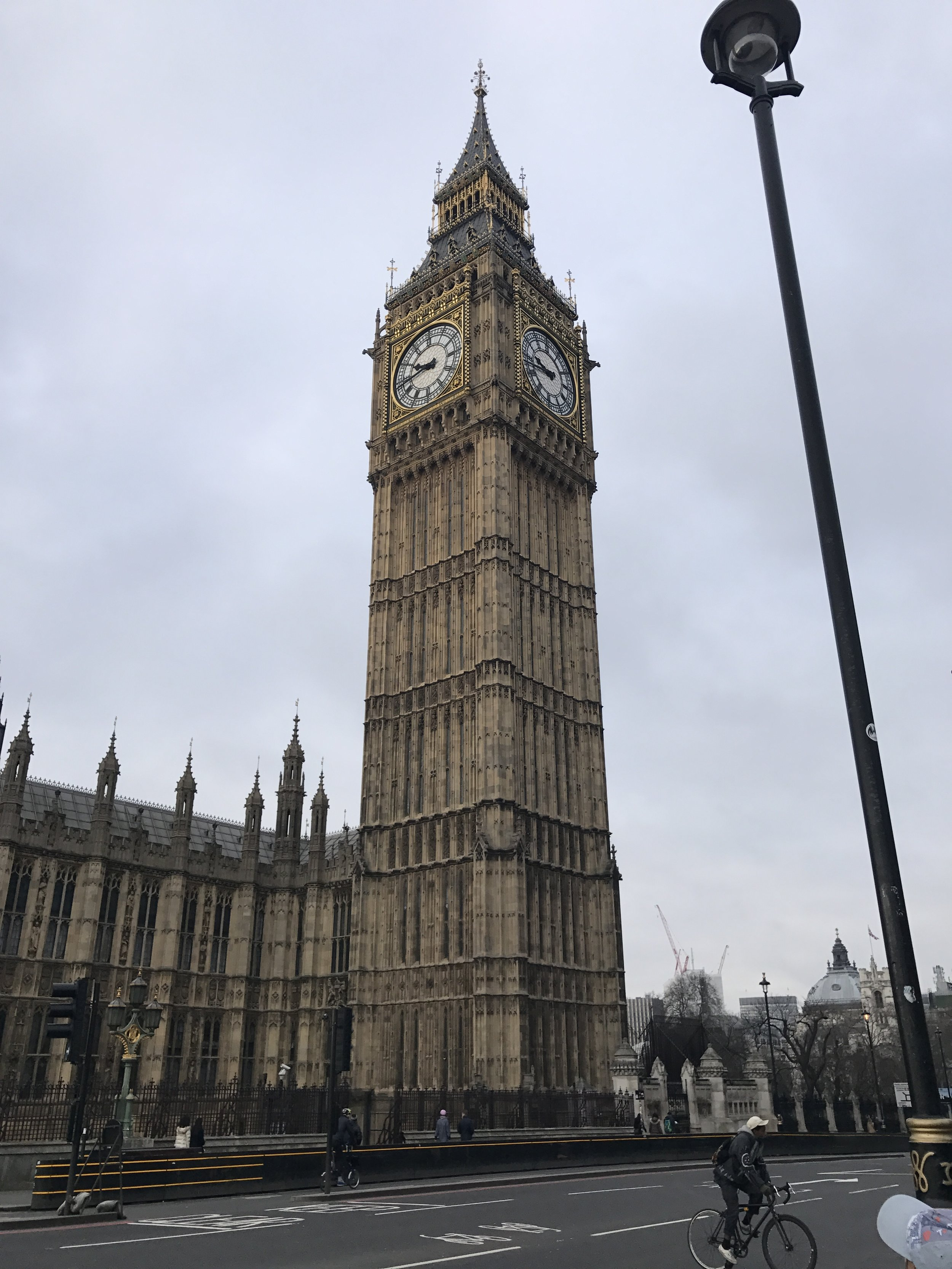 Mother/Daughter trip in London
