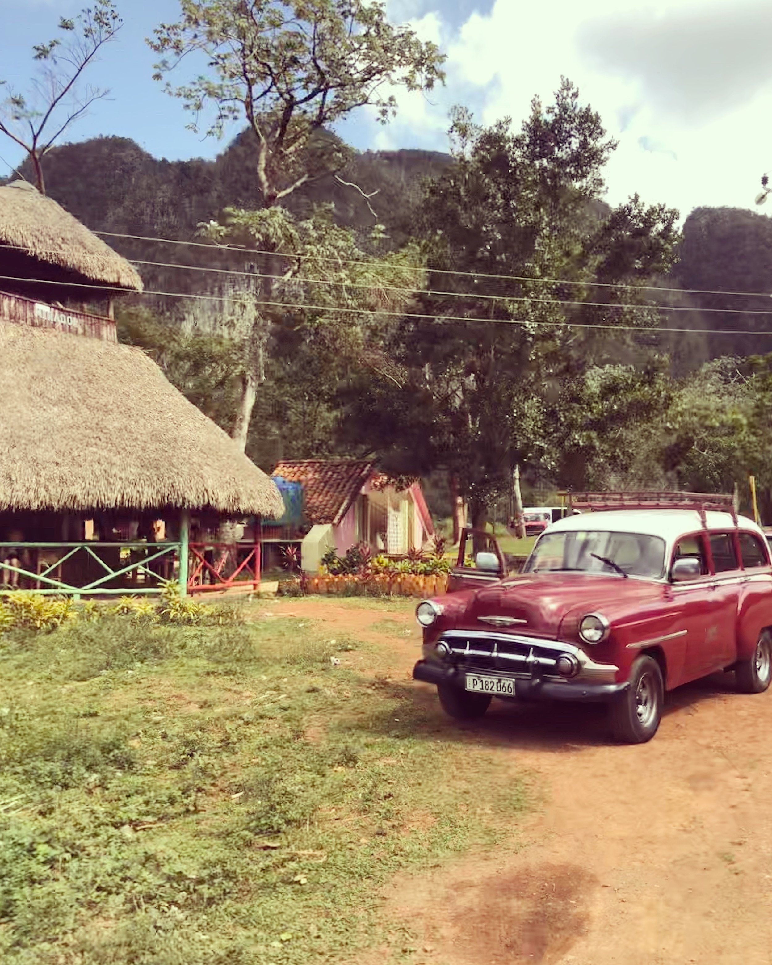 Family trip to Cuba