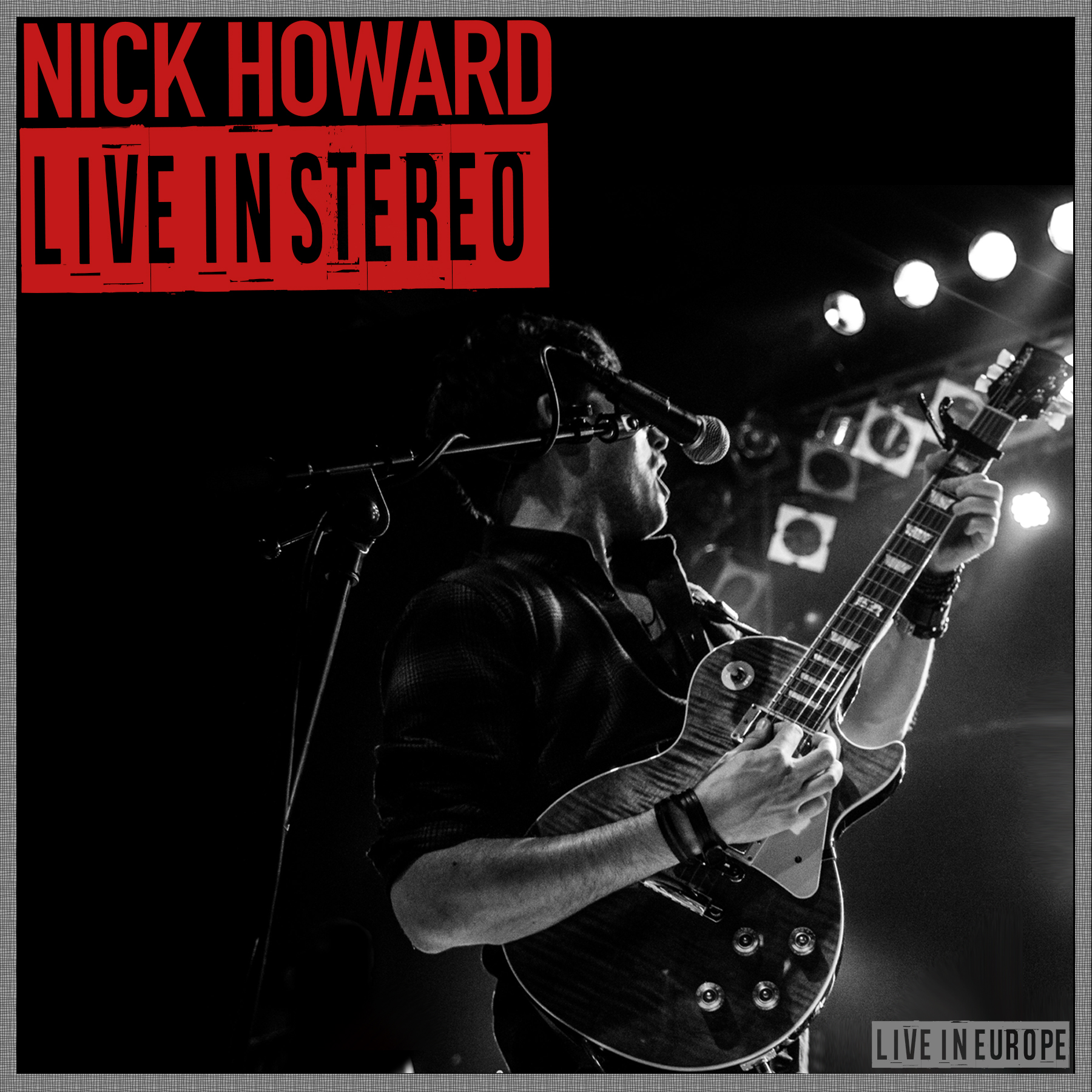 Nick Howard - Live in Stereo