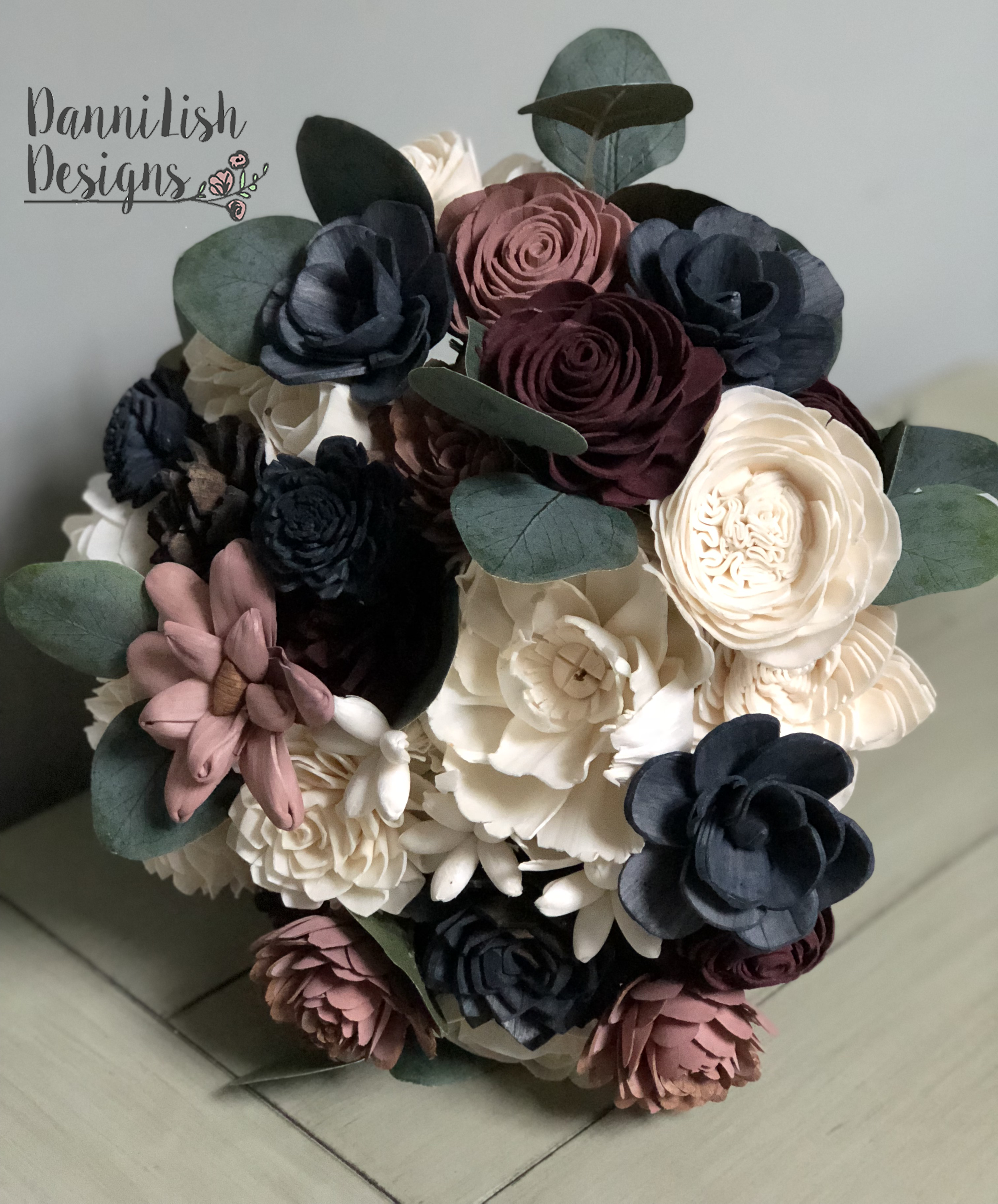 Eucalyptus Bouquet 1