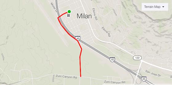 Milan Spirit Triathlon — Cibola Trail Alliance
