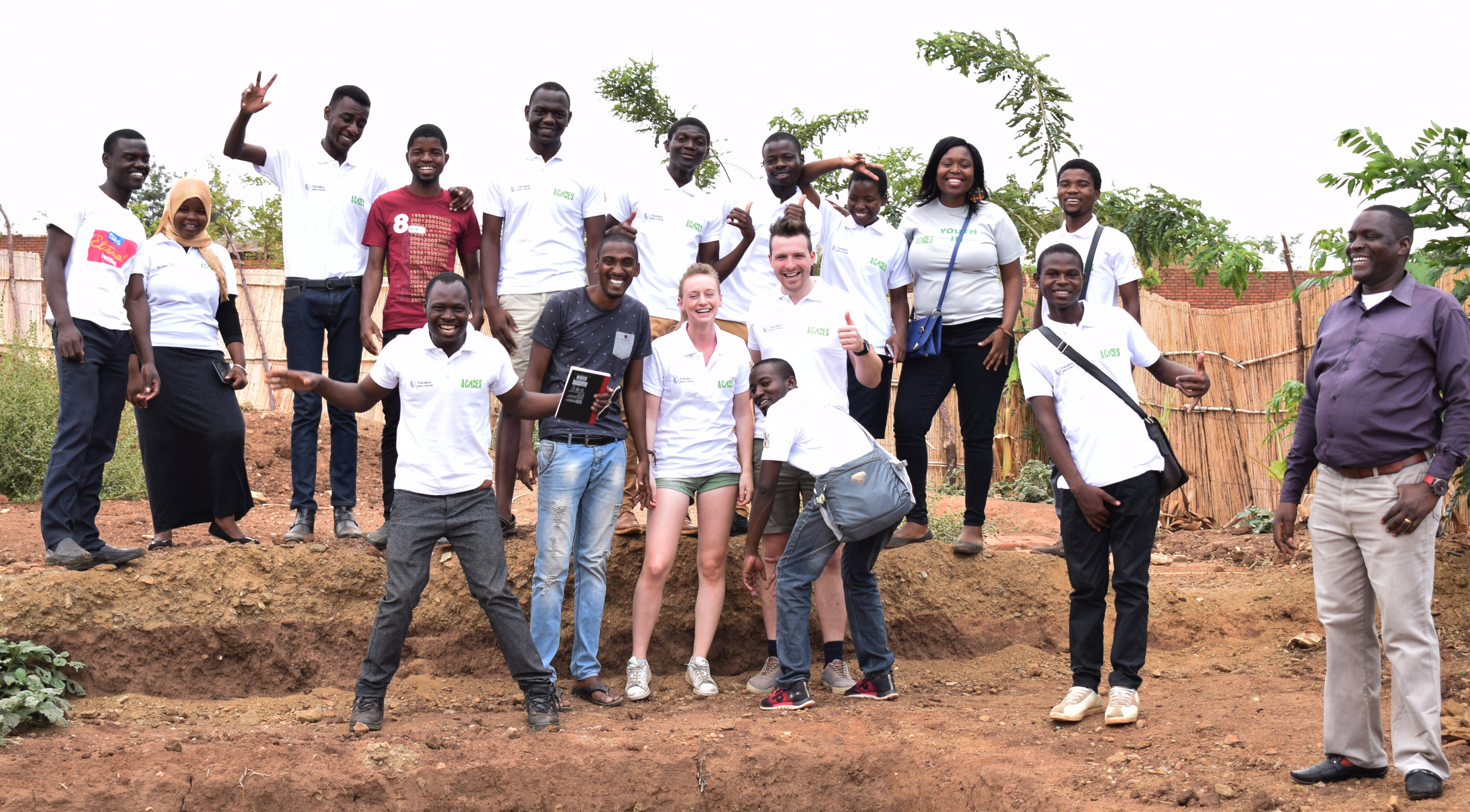 Our Team - Apart from being a network of passionate and dedicated youth agri-entrepreneurs, ACADES is being managed by a team of passionate, qualified and competent professionals with skills in agriculture, business management, financial management, project management among others.