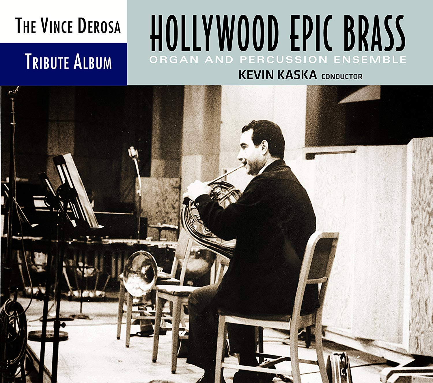 The Vince Derosa Tribute Album