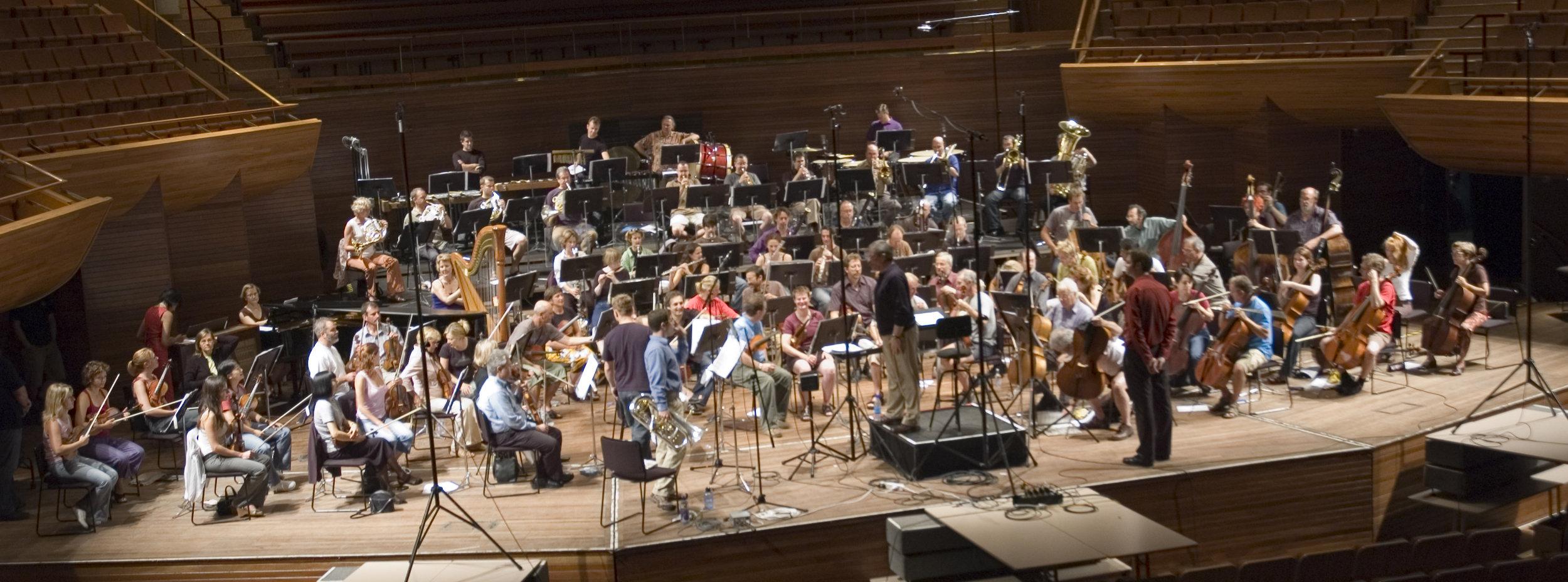 Kaska with New Zealand Symphony Orchestra