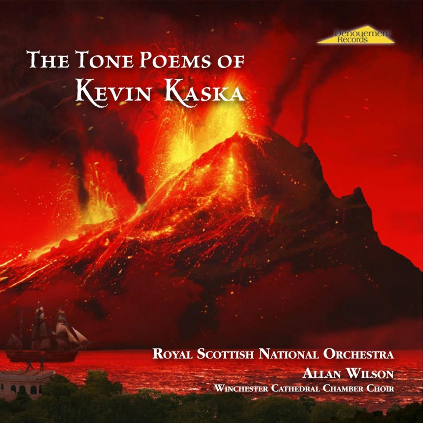 Tone Poems of Kevin Kaska