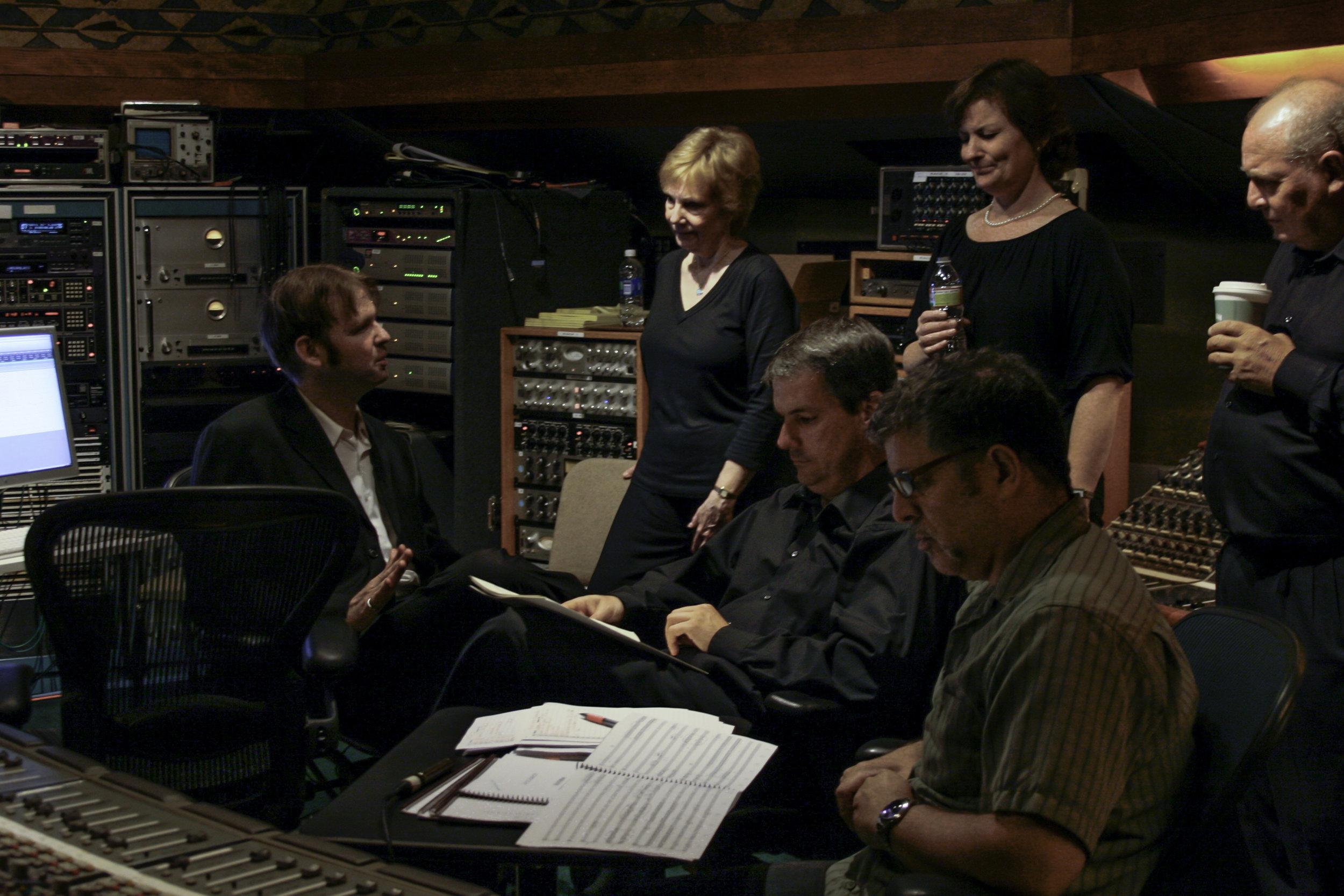 Playback on 2010 Chamber Album