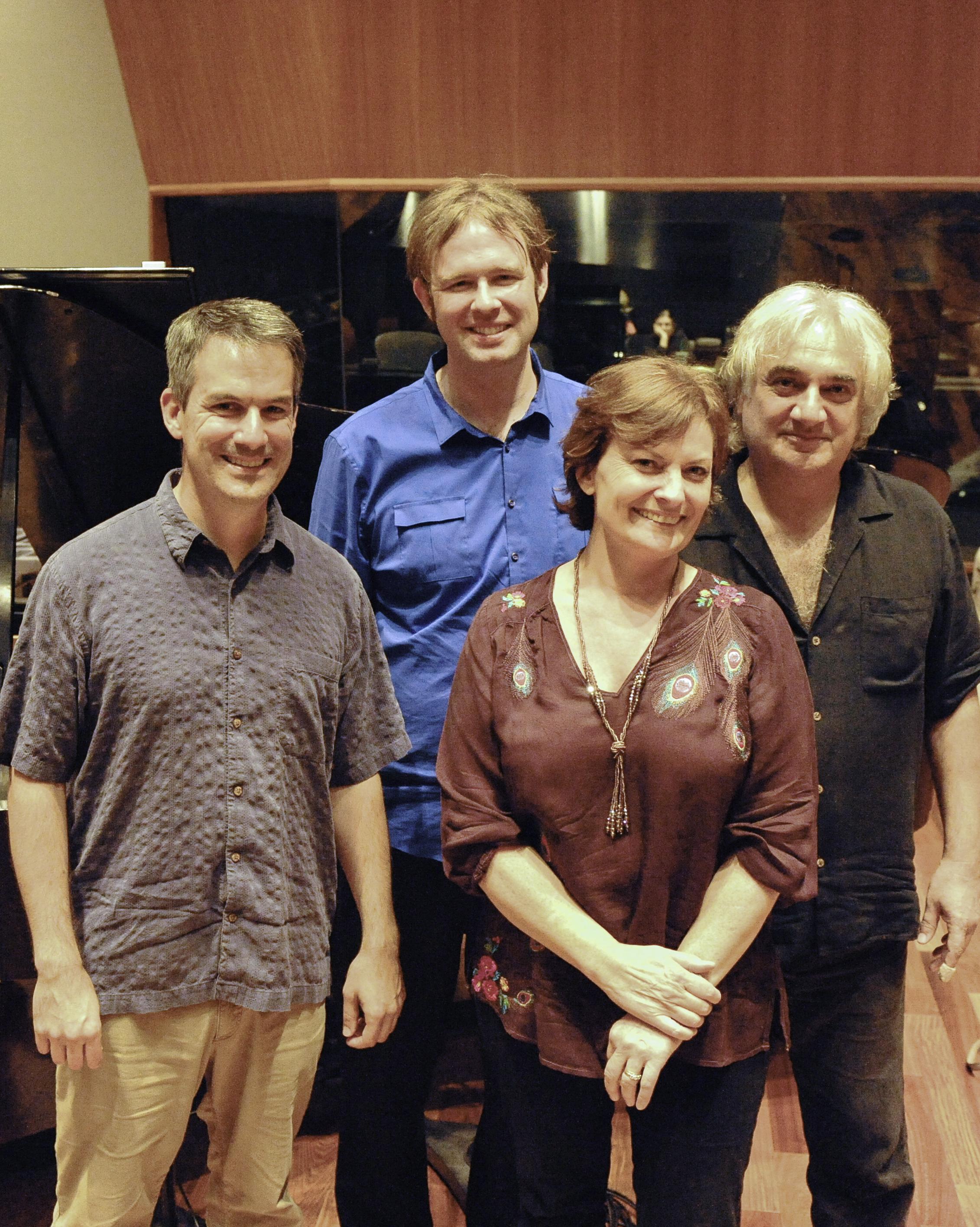 Robert Thies, Kaska, Belinda Broughton, and Andrew Shulman