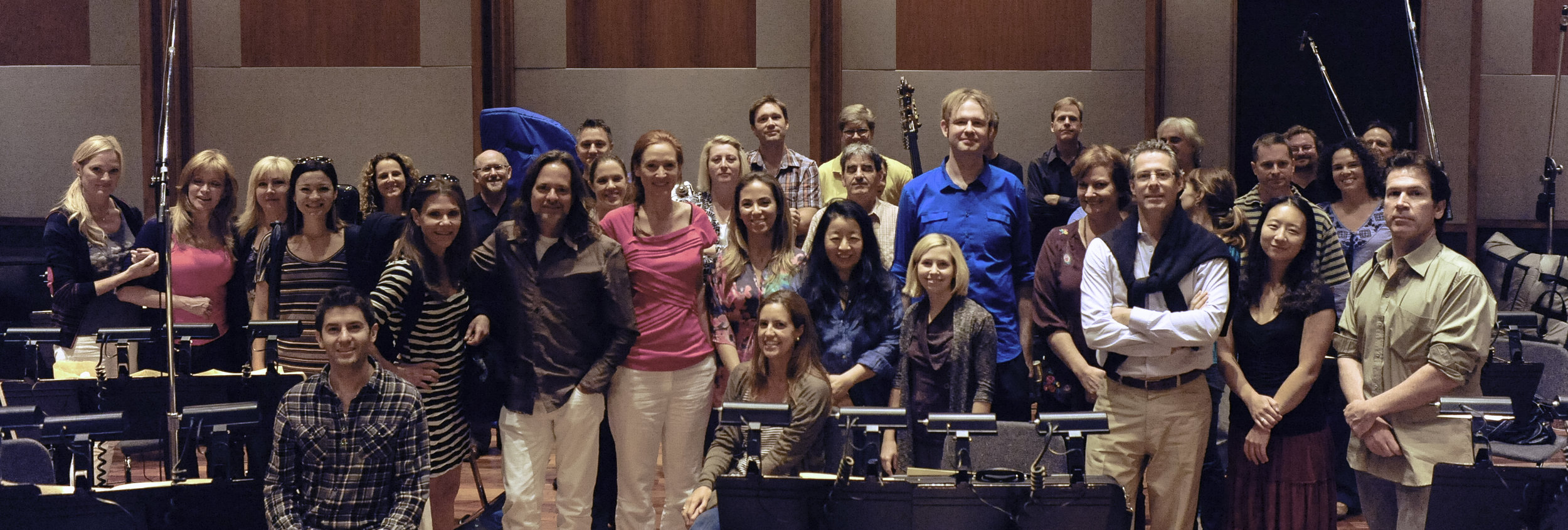Los Angeles String Orchestra Personnel