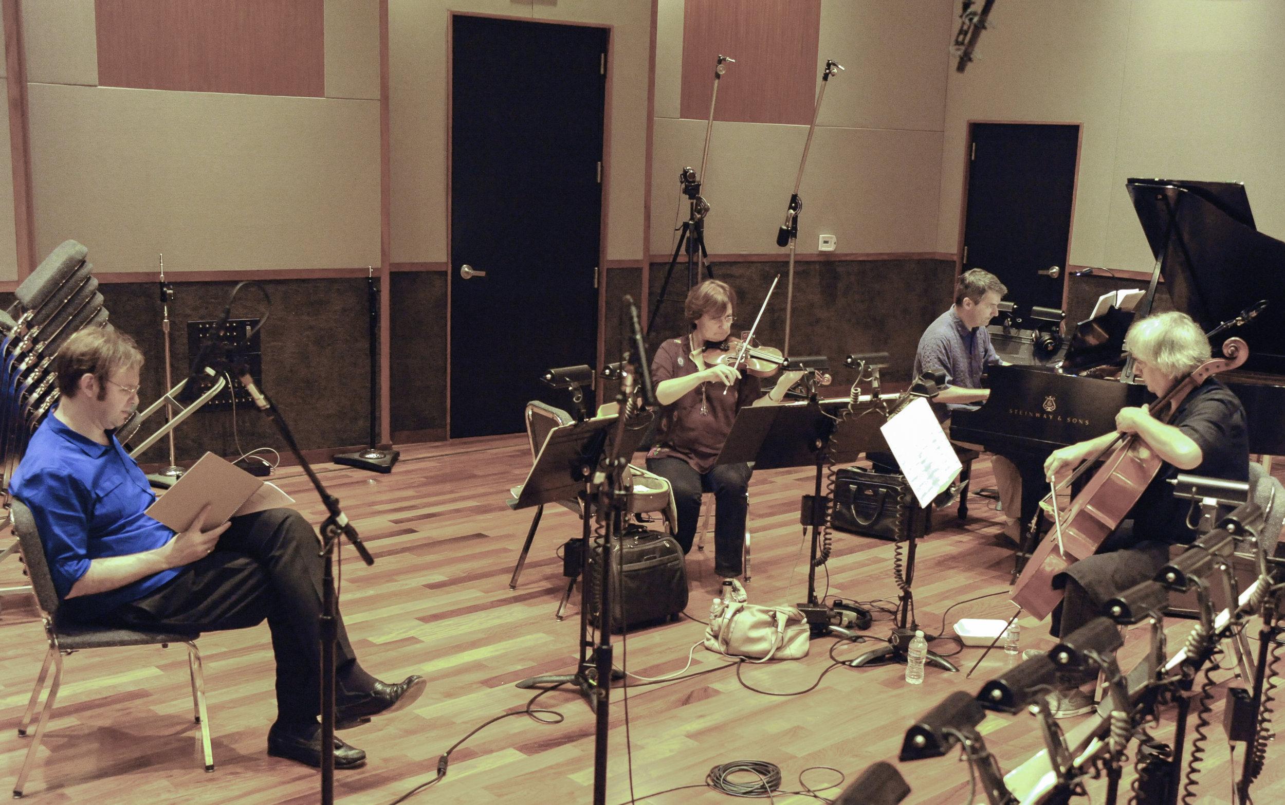 Recording of Kaska's Piano Trio