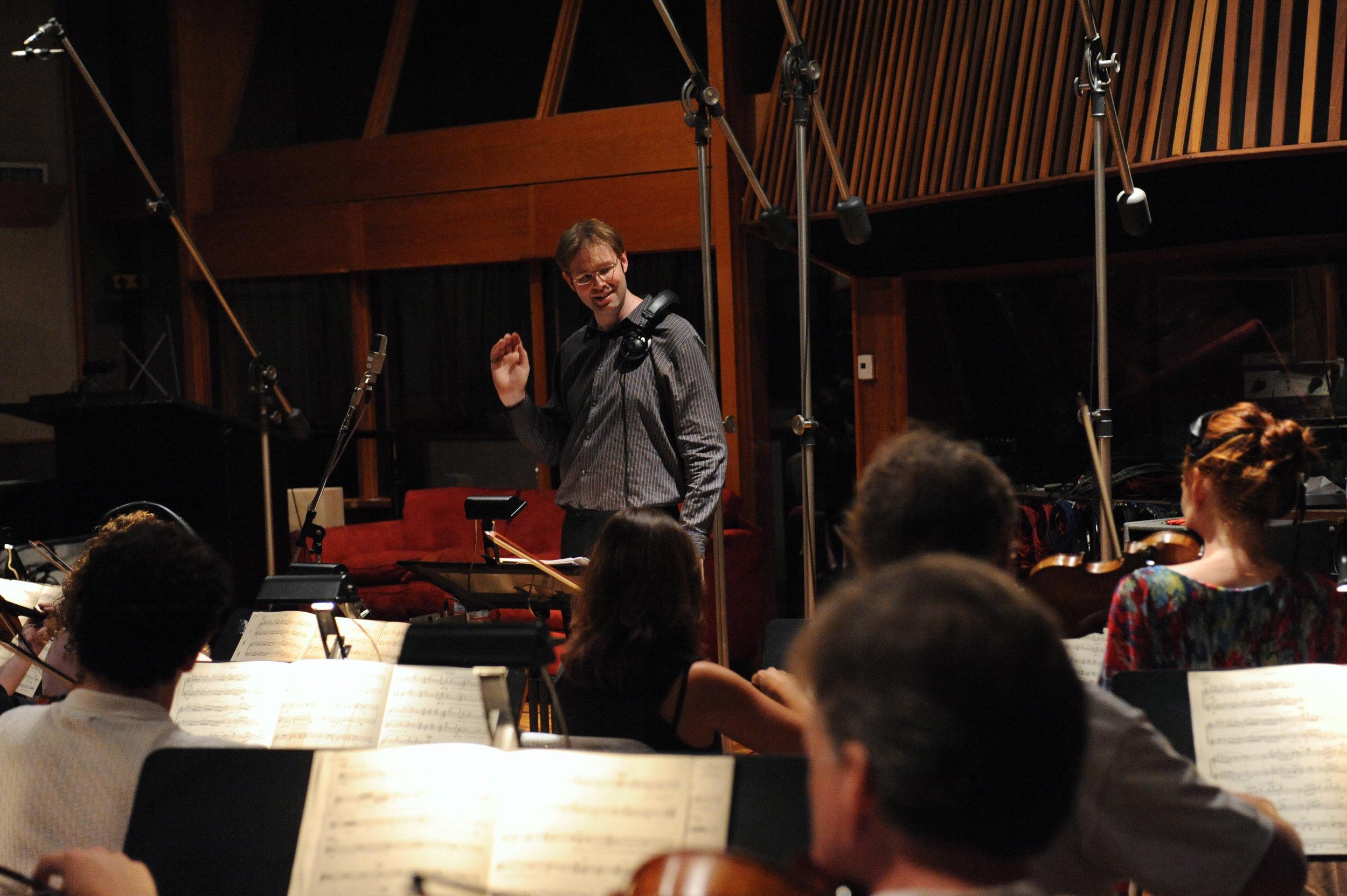 """Shades of Rio"" Recording Session"