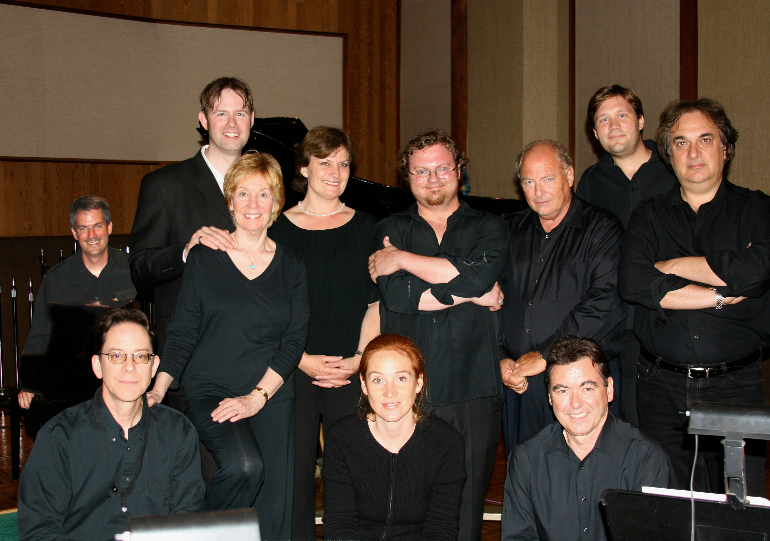 Los Angeles Chamber Artists Personnel