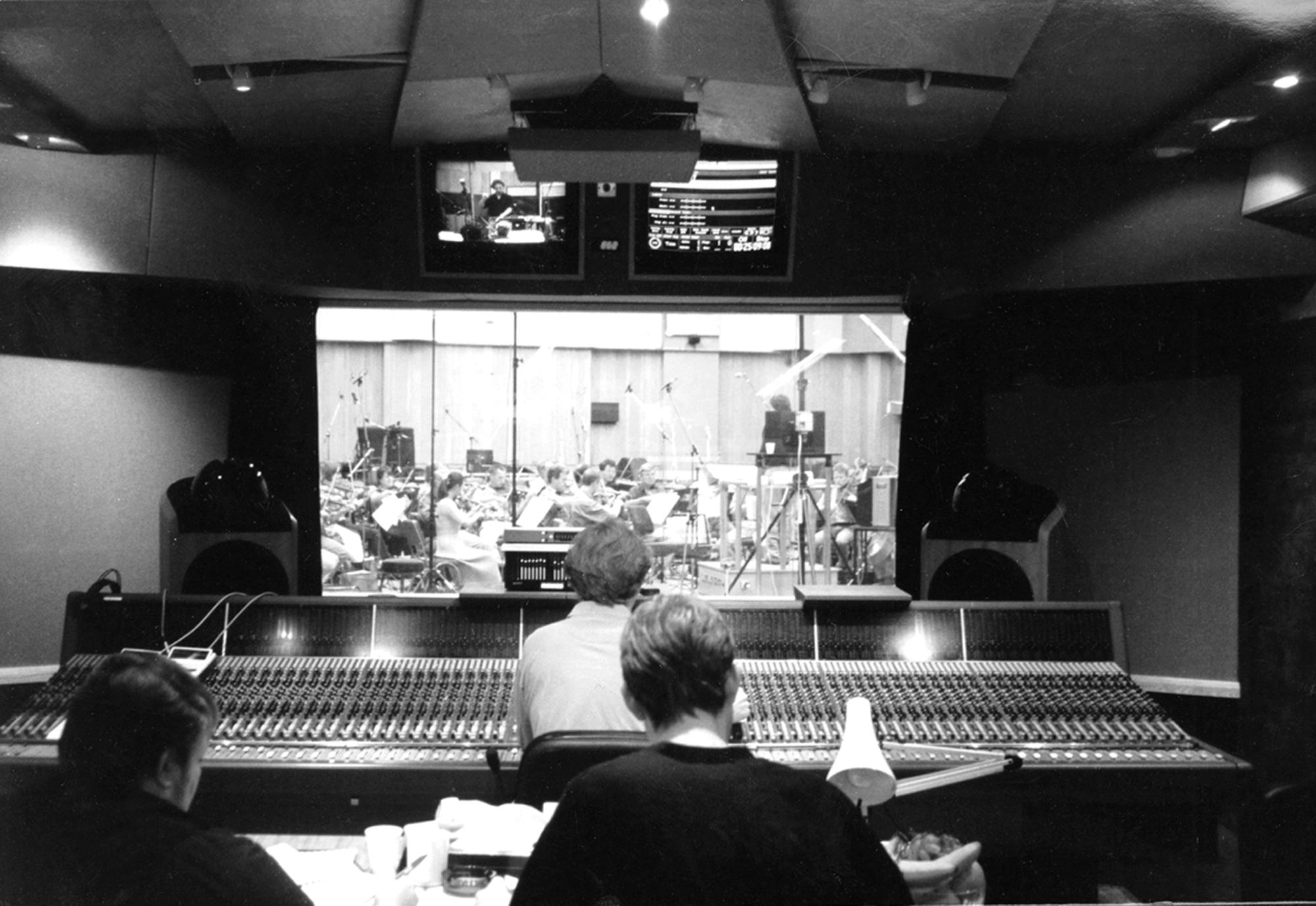 Abbey Road Studios Console
