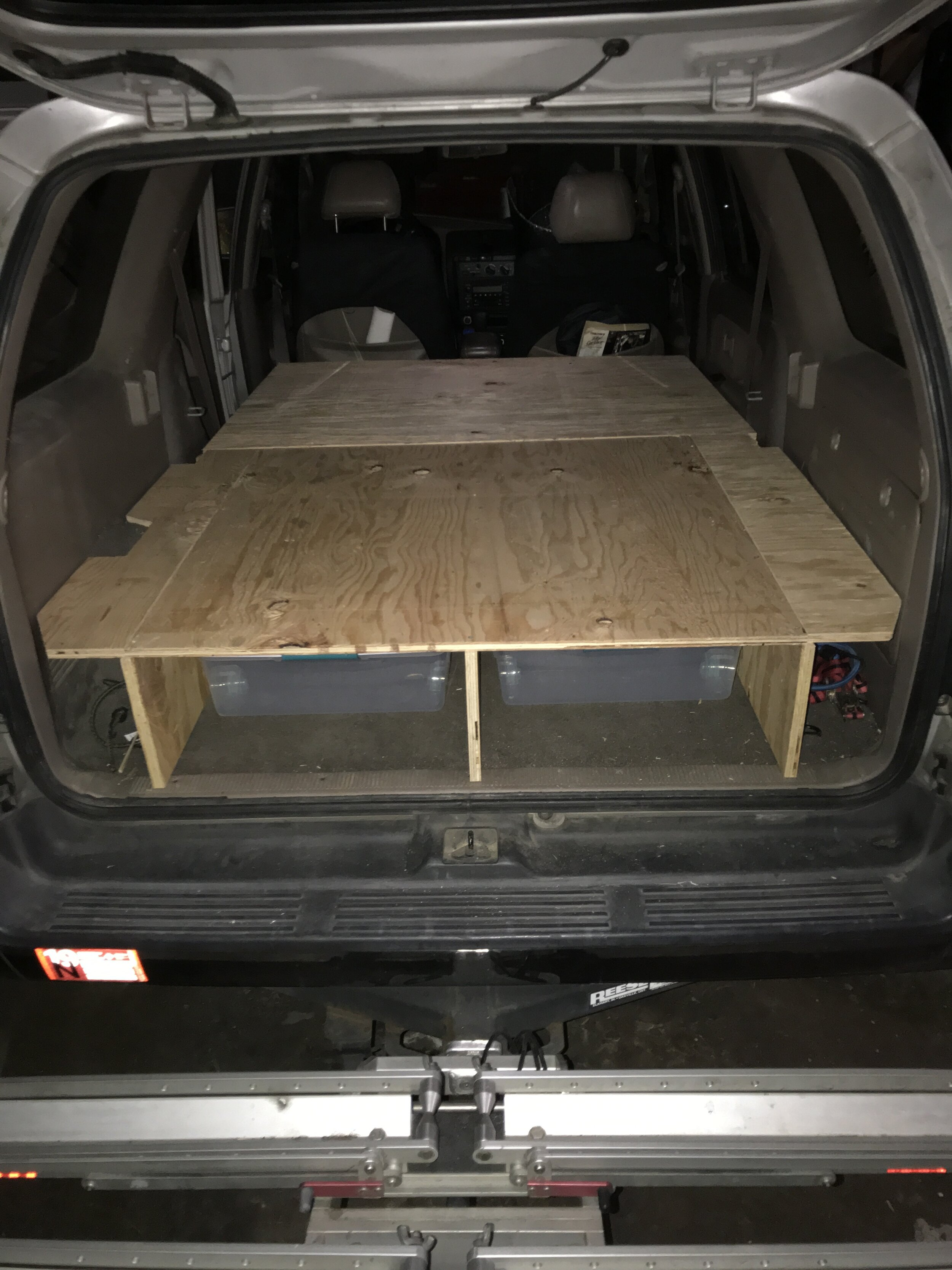 How To Convert A 4runner To Micro Camper Outdoor Goyo