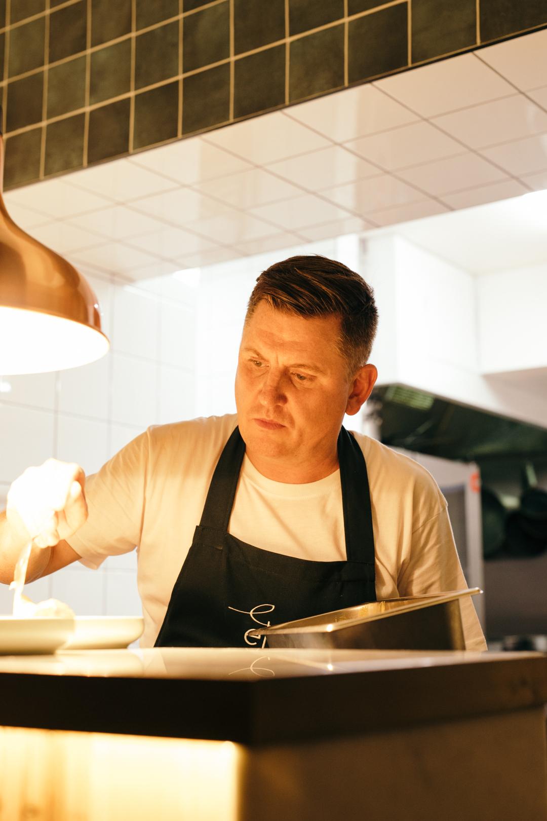 Eliza Darlinghurst Head Chef and Owner | Jeremy Bentley