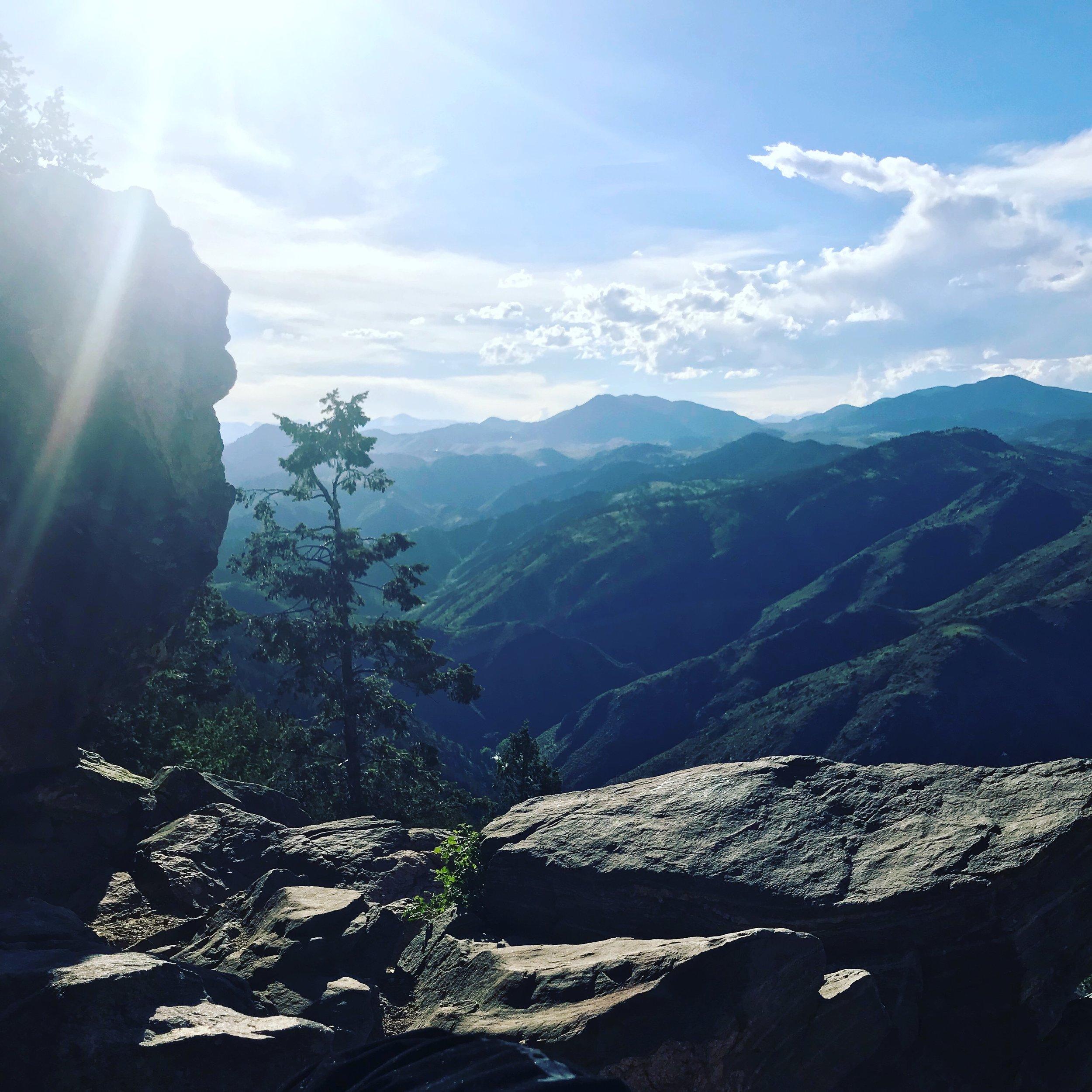 Lookout Mountain; Golden, CO.