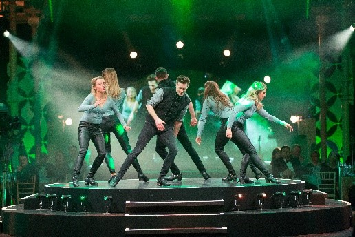 MODERN IRISH DANCE