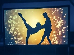 SILHOUETTE DANCE