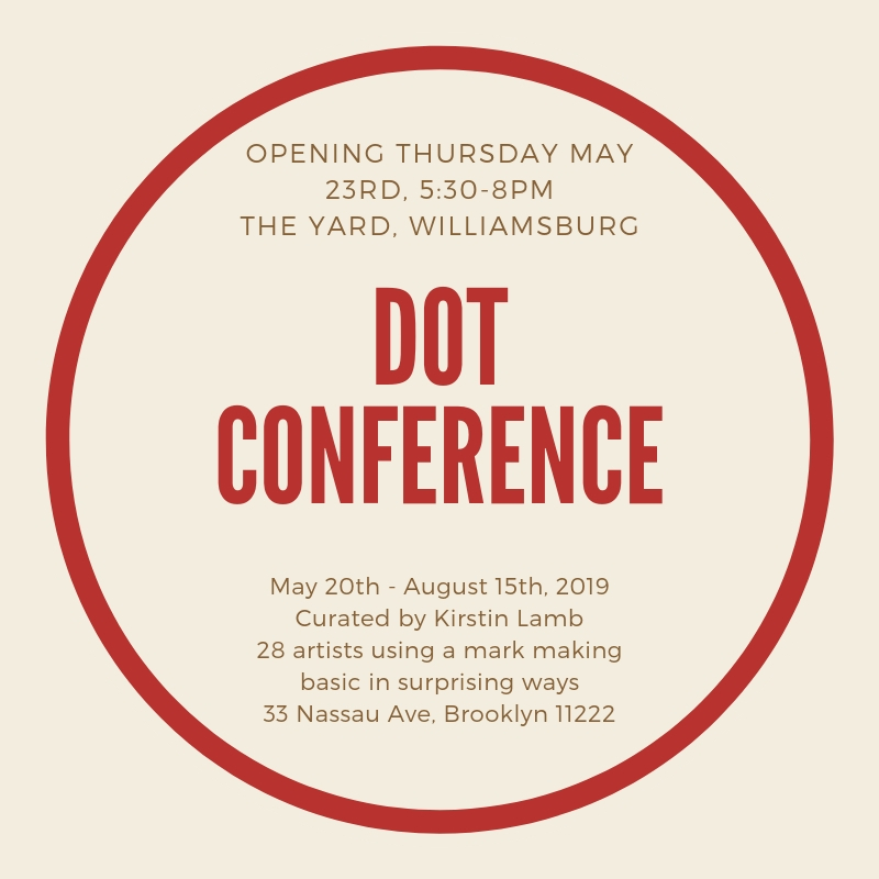 The Dot Conference - Summer 2019