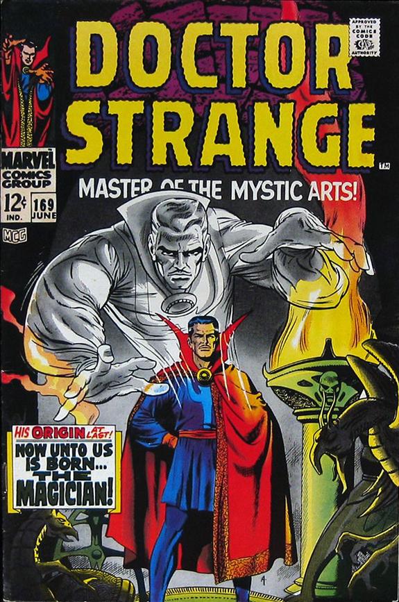 Dr strange original cover art issue 169.jpg